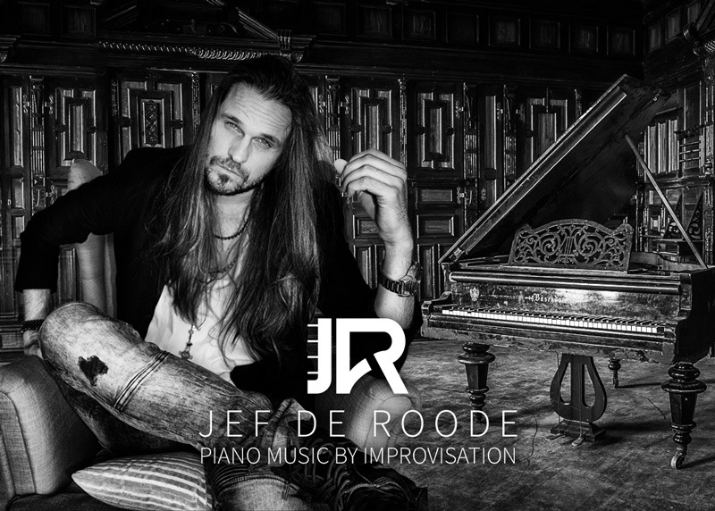 Jef de Roode - Piano music by improvisation